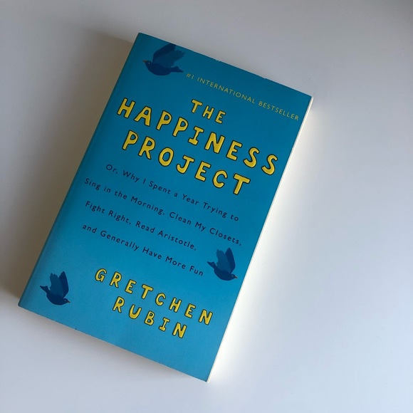 📚The Happiness Project by Gretchen Rubin📚